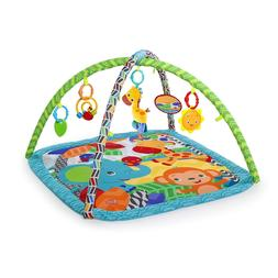 Zippy Zoo Baby Activity Gym Play Mat Musical Hanging Toys Fo